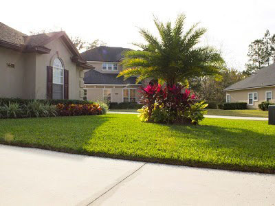 Fleming Island home lawn services