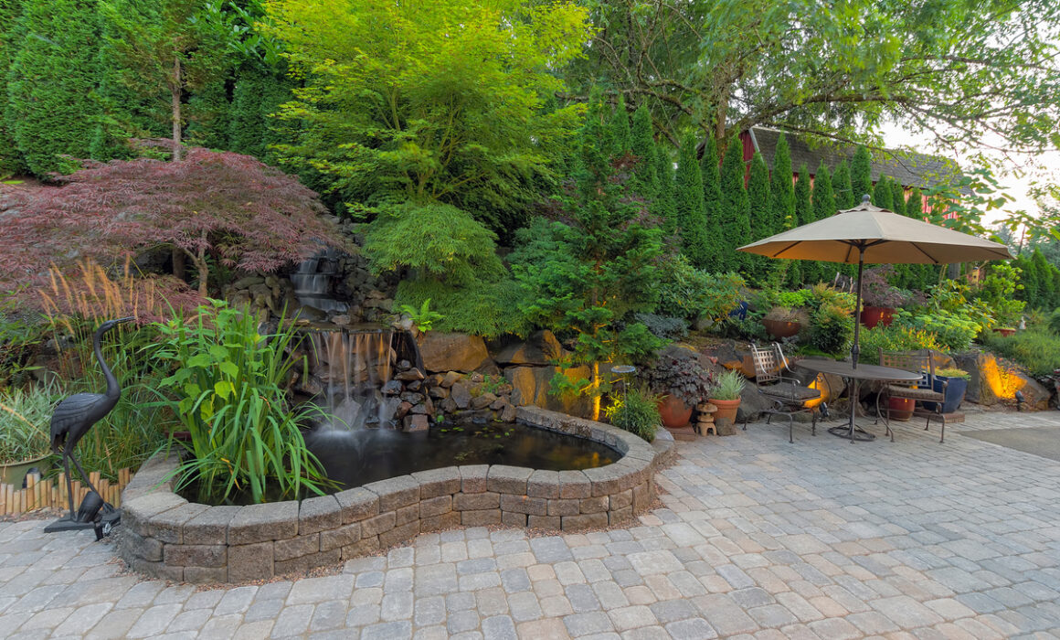 Hardscaping Increases Your Enjoyment Of Your Outdoor Spaces